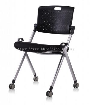 AXIS �C Foldable Chair with Castor CL-448