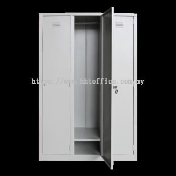 3L Compartments Steel Locker