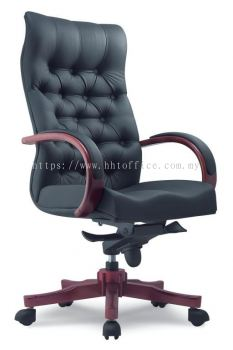Director Wooden Office Chair