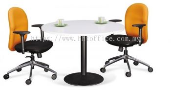 Drum-Round Discussion Table