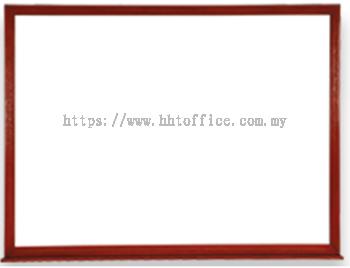 Wood Frame White Board