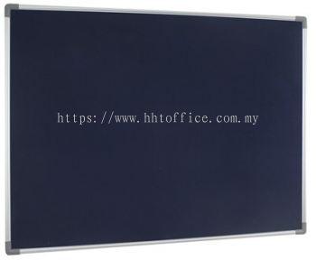 Aluminium Frame Velvet Notice Board