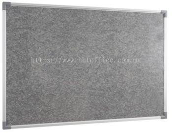 Aluminium Frame Stick-On Board