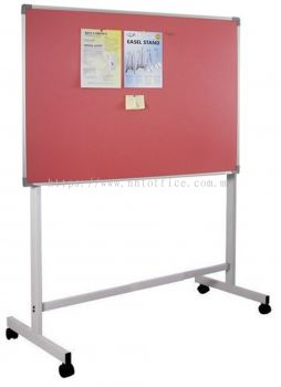 Aluminium Frame Foam Board with Mobile Stand
