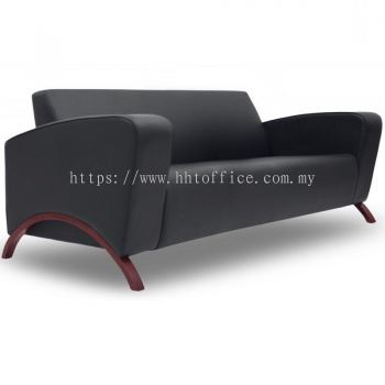 Classico 3 - Triple Seater Office Settee