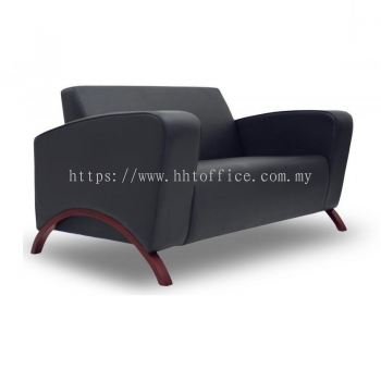Classico 2 - Double Seater Office Settee