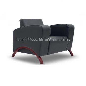 Classico 1 - Single Seater Office Settee