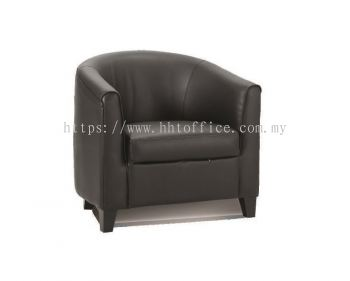 Maxi Club 1 - Single Seater Office Settee