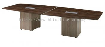 PX7-BS3612-Boat Shape Meeting Table