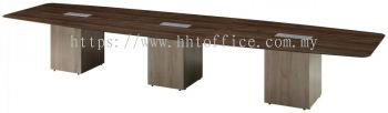 PX7-BS4812-Boat Shape Meeting Table