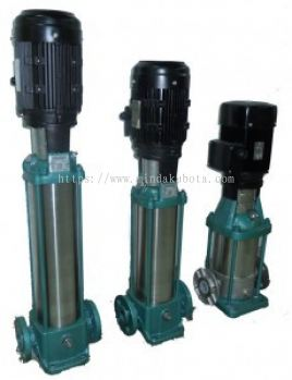 Vertical Multi Stage In-line Pumps AGV
