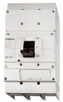 Load-Break Switch 3/4 pole, Size 4 for Remote Release
