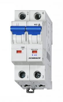 Miniature Circuit Breaker 2 Pole, BM Series