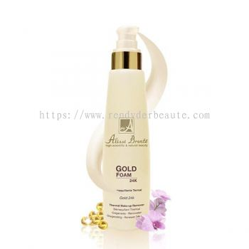 GOLD FOAM Thermal Make-up Remover