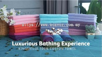 KINGSVILLE COTTON  BATH TOWEL