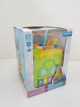 EDUCATIONAL ACTIVITY CUBE HE0527