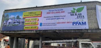 Selangor Puchong Banner