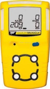 GasAlert MicroClip Multi-Gas Detector