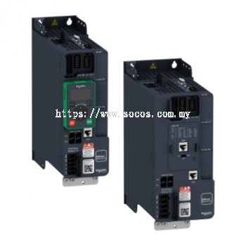 Schneider Electric Variable Speed Drives Altivar Machine ATV340
