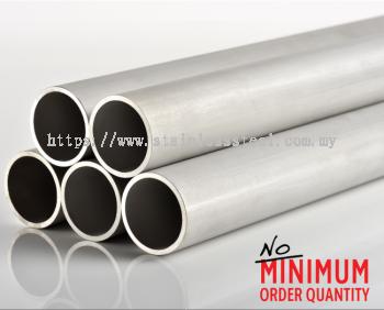 Stainless Steel Water Pipe   Grade: 304/ 316*   K. Seng Seng Industries Sdn Bhd