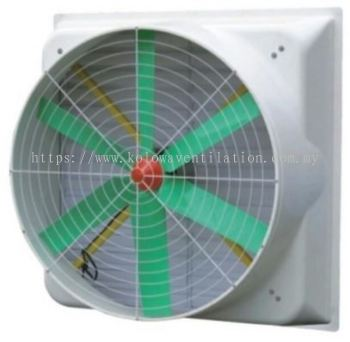 KV55-6D SMC EXHAUST FAN