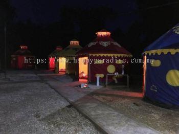 Mongolian Camp