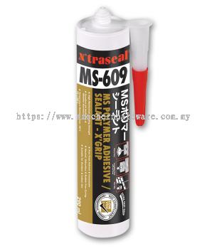MS-609 MS POLYMER SEALANT - X'Grip