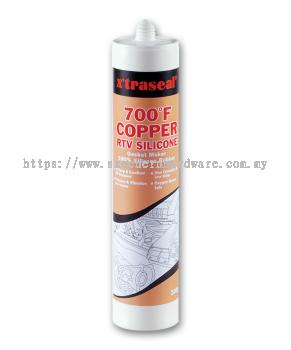 700°F COPPER RTV SILICONE GASKET MAKER