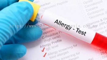 Allergy Blood Screening ���в��Լ���