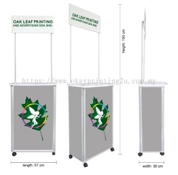 Sampling Booth (Aluminum)