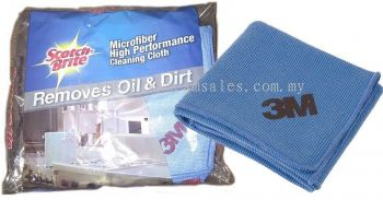 3M™ Scotch-Brite™ Microfiber Cleaning Cloth 2013