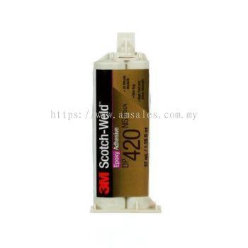 3M Scotch Weld Epoxy Adhesive DP 420NS Black (ADEPOMM1100010)