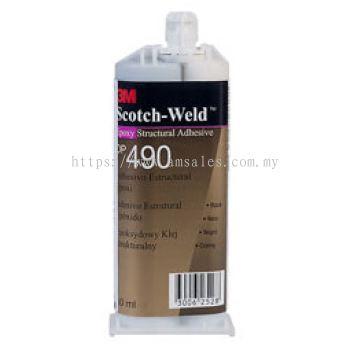 3M™ Scotch-Weld™ Epoxy Adhesive DP490, Black (ADEPOMM1100011)