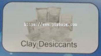 Clay Desiccants