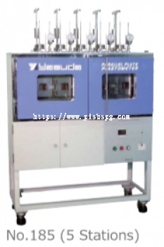 Parallel Plate Plastometer