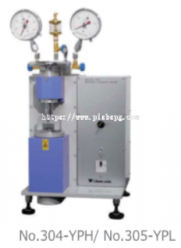 Mullen High & Low-Pressure Type Bursting Strength Tester