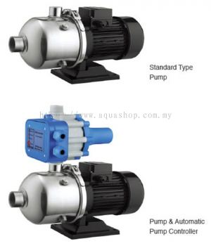 Horizantal Multistage Stainless Steel Centrifugal Pump