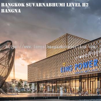 Current Projects - Bangkok Suvarnabhumi Level H2 Bangna