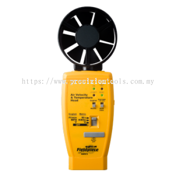 AAV3 - Air Velocity and Temperature Accessory Head
