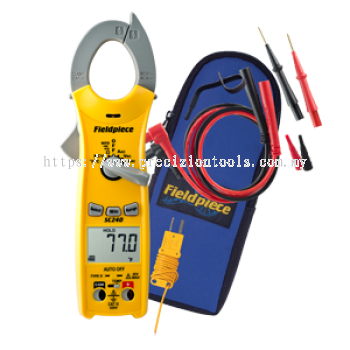 SC240 - Compact Clamp Meter