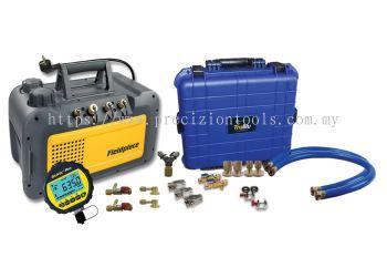 Fieldpiece VP85 and TruBlu Advance Evacuation Kit Plus (R410a)