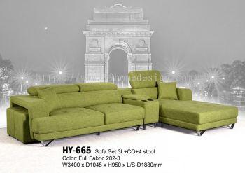 HY665