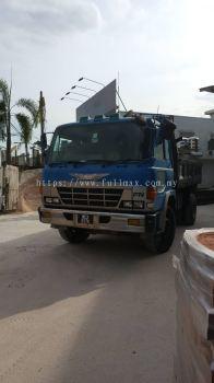 Rental - 6 Wheel Tipper Truck