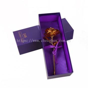 Custom Cardboard Boxes For Rose Packaging
