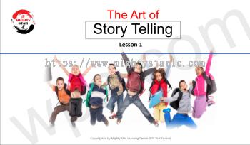 Story Telling Program