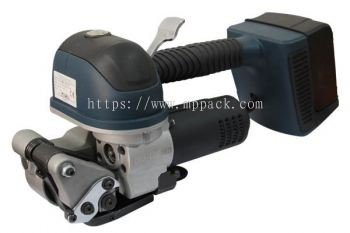 BATTERY POWERED PLASTIC STRAPPING TOOLS DD19A / 25A