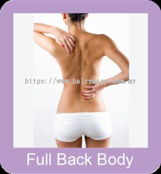 Full Back Body
