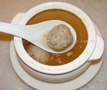 Sayur Bakwan (Chicken)
