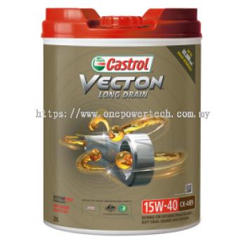 Castrol Vecton 15W-40 (20L)