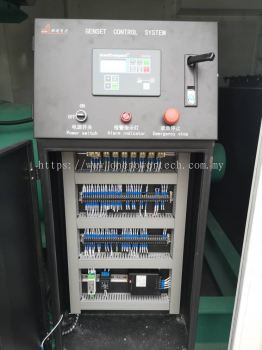 New arrival 2 units generator powered by Cummins engine Model KTA38G5 / 1000KVA as rental proposed